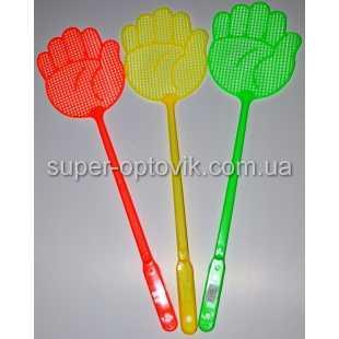 Мухобойка пластиковая рука