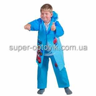 Детский дождевик костюм для мальчиков