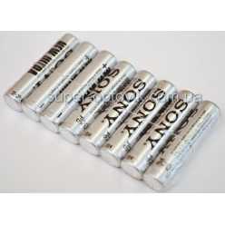 Батарейки Sony R3, AAA, сони, солевая 48шт